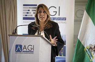 Díaz reivindica una educación en igualdad para luchar contra la violencia de género