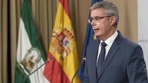 El Gobierno andaluz llama a la serenidad y a la convivencia en Cataluña