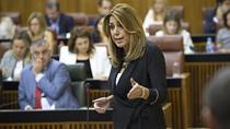 Díaz traslada su apoyo a los Cuerpos y Fuerzas de Seguridad del Estado desplazados en Cataluña