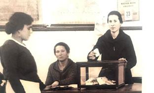 Una de las imágenes de la muestra.