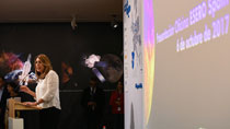Intervención de Díaz en la inauguración de la sede nacional de la Oficina Europea de Recursos para la Educación sobre el Espacio
