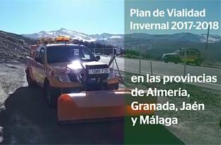 Plan de Viabilidad Invernal 2017-2018. Tarjetas informativas (vídeo mp4)
