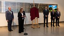 Intervención de Susana Díaz durante la inauguración del Museo Íbero