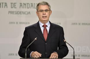 Blanco reitera que la propuesta para la reforma del sistema de financiación debe surgir del Gobierno