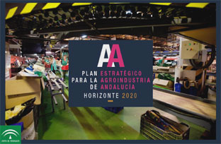 Plan Estratégico para la Agroindustria de Andalucía Horizonte 2020