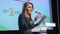 Intervención de Susana Díaz en la entrega de los Premios DEX de ElDesmarque