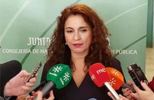 Declaraciones de María Jesús Montero sobre las 35 horas