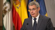 Blanco informa sobre la prolongación del Metro de Málaga hasta el Hospital Civil