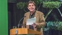 Intervención del poeta Luis García Montero como Hijo Predilecto de Andalucía 2017