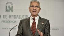 """Vázquez anuncia que Andalucía pide por carta al Ministerio de Fomento una respuesta """"urgente"""" para el desarrollo de cinco infraestructuras prioritarias"""
