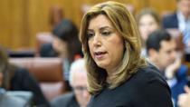 """Susana Díaz apela en el Parlamento a la """"defensa de la igualdad"""" de todos los ciudadanos"""