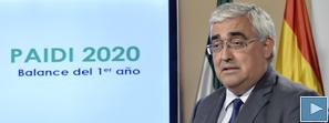 La Junta moviliza más de 266 millones de euros este año en las primeras acciones del nuevo Plan Andaluz de Investigación