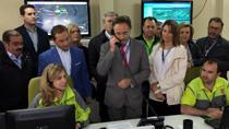 Felipe López activa el dispositivo del Plan del Cerro 2017 con motivo de la romería de la Virgen de la Cabeza en Andújar