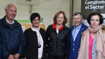 Ortiz inaugura en Chirivel la IX Feria Comarcal de Maquinaria y Productos Agrícolas y Ecológicos Terracultura 2017