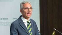 Vázquez resalta los 16,48 millones que la Junta destina a potenciar la investigación biomédica a través de la Fundación Progreso y Salud