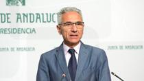 Vázquez valora la reunión entre la presidenta de la Junta y el presidente de Ciudadanos en Andalucía