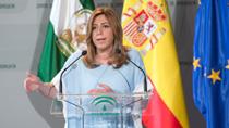 Intervención de la presidenta de la Junta en el acto de presentación del proyecto de Ley del Voluntariado al sector