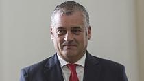 Javier Carnero Sierra. Consejero de Empleo, Empresa y Comercio