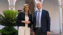 Susana Díaz reclama a Moscovici