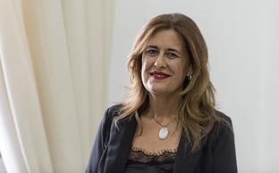Sonia Gaya Sánchez, consejera de Educación.