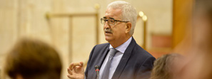 Jiménez Barrios espera que el Gobierno cumpla su compromiso de subir un 3% el PFEA