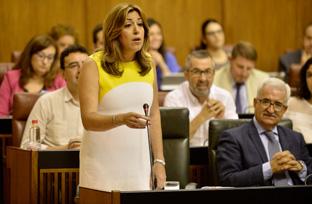 """Díaz afirma que dotará de presupuesto suficiente a la Ley de Memoria Democrática para """"buscar la verdad"""""""