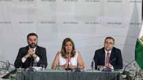 Intervención de la presidenta de la Junta en el pleno del Consejo Andaluz del Turismo