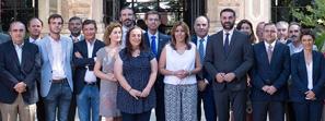 Aumentan un 4% los turistas que visitan Andalucía y un 5,3% las pernoctaciones