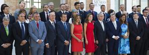 Díaz aplaude el papel del Instituto Cervantes para difundir los valores españoles de paz y convivencia