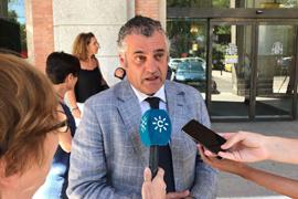 Javier Carnero valoró, al término, la Conferencia Sectorial de Empleo y Asuntos Laborales, celebrada en Madrid.