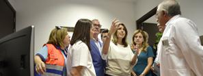La jornada de 35 horas ha permitido contratar a más de 3.000 sanitarios y 2.400 docentes