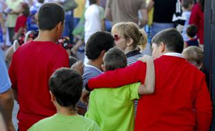 Los valores del alumnado y la convivencia escolar es uno de los aspectos impulsados por la Junta en los centros educativos andaluces.