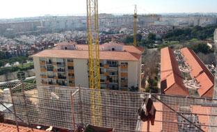 Rehabilitación de edificios residenciales.