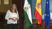 Díaz llama a la serenidad y tranquilidad en Cataluña