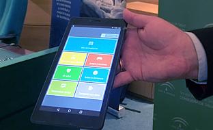 Aplicación móvil para las personas con demencia y sus familias.