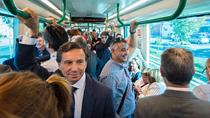 Una inversión de casi 600 millones de euros para la puesta en marcha del metro