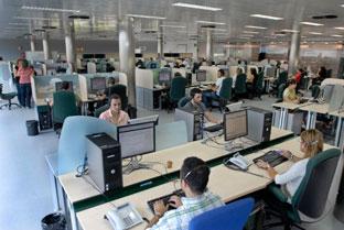 Centro de gestión de servicios de Salud Responde.