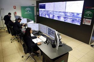 El Puesto de Control Central realiza una supervisión a tiempo real.