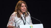 Intervención de Díaz en la entrega de los premios Solidarios 2017 de la ONCE