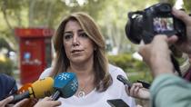Díaz anuncia que Andalucía liderará la puesta en marcha de un centro ibérico contra incendios forestales