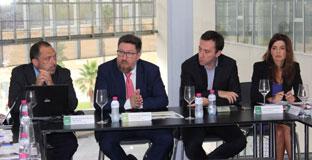 Sánchez Haro presidió la Mesa de Interlocución Agraria.