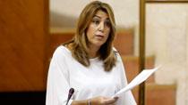 """Díaz destaca los 250.000 empleos creados en cuatro años """"pese a la nefasta reforma laboral"""""""