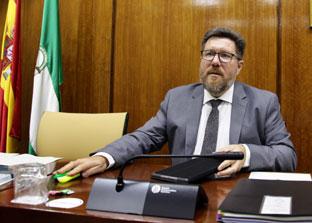 Sánchez Haro, en la Comisión de Agricultura, Pesca y Desarrollo Rural.