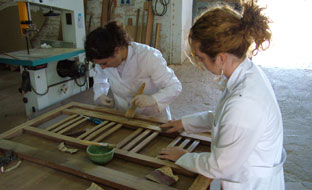 Los Grupos de Desarrollo Rural propician la creación de empleo estable en sus respectivos municipios.