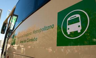 Autobús del Consorcio de Transporte Metropolitano de Córdoba.