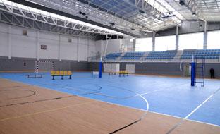 Instalación deportiva pública.