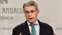 Blanco informa sobre la renovación del Consejo Consultivo de Andalucía