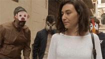 Campaña #NoSeasAnimal contra el acoso callejero