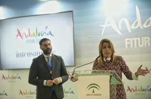 Susana Díaz se reúne el día 25 con el ministro principal de Gibraltar para analizar el impacto del Brexit en Andalucía