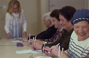 Campaña sobre los servicios y prestaciones de la Dependencia en Andalucía